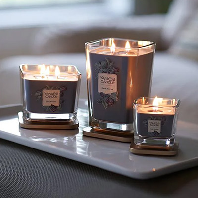 Prémiové vonné svíčky <br />a bytové vůně